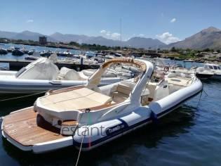 Custom Marlin Boat MARLIN 38 open