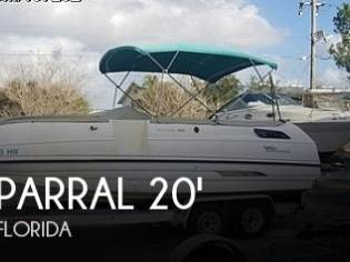 Chaparral Sunesta 220