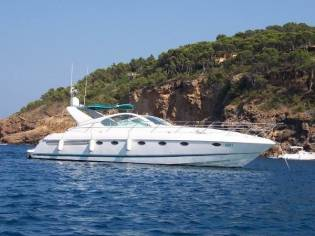 Fairline Targa 48 GT Open