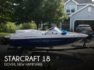 Starcraft 185 Limited Sport