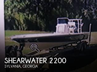 Shearwater X2200