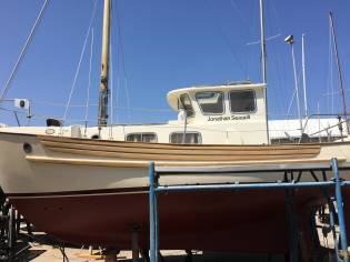 Fisher yachts 25