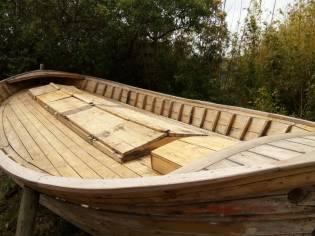 Antiguo Llaut de madera
