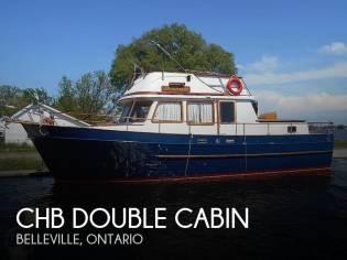 CHB 38 Double Cabin