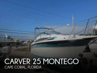 Carver 25 Montego