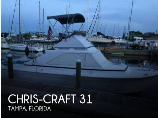 Chris-Craft Commander Sports Express 31