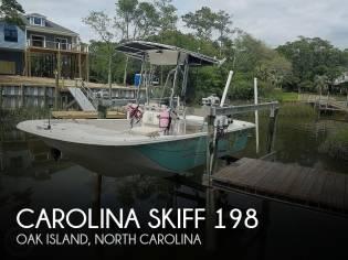 Carolina Skiff 198