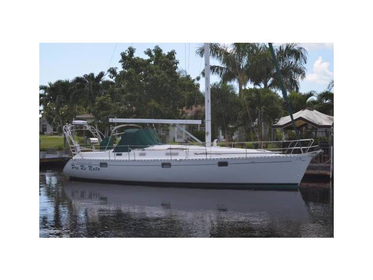 1994  Oceanis 400  PRICE REDUCED