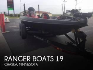 Ranger Boats Z19 Comanche