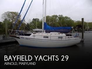 Bayfield Yachts 29