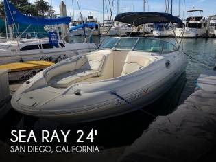 Sea Ray 240 Sun Deck