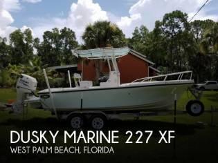 Dusky Marine 227 XF