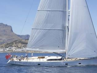Southern Wind  Farr Yacht Design