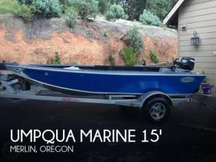 Umpqua Marine 15 Angler Series