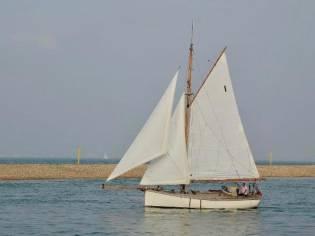Heard 28ft Falmouth Workboat
