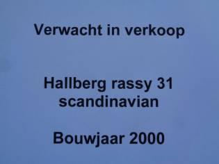 Hallberg Rassy 31 SCANDINAVIA