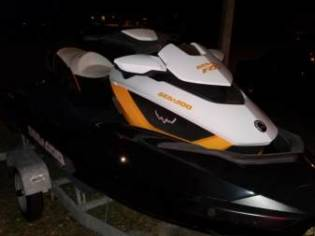 seadoo RXT/IS 260