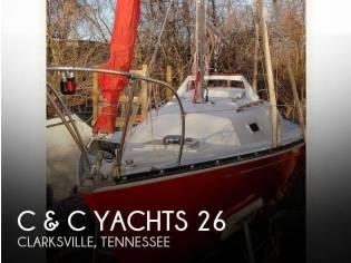 C & C Yachts 26