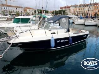 RIO 630 CABIN FISH FJ45633