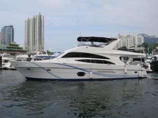 Ruby 62 Motor Yacht
