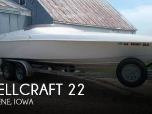 Wellcraft Scarab 22