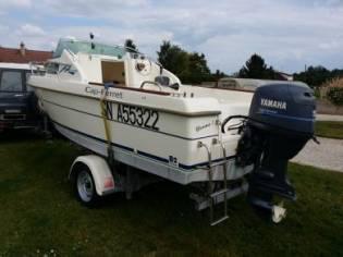 bateau cap ferret 500 S