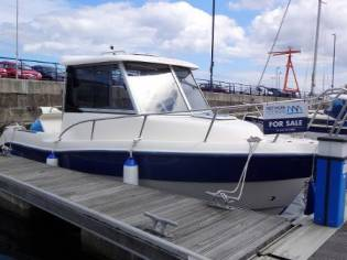Poseidon Kingfisher 570