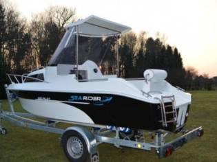 SeaRider 520 pilot Kajütboot