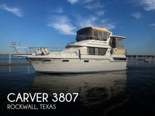 Carver 3807