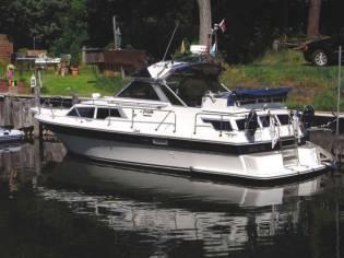 Scand Boats Scand 29 Baltic sehr gute Ausstattung