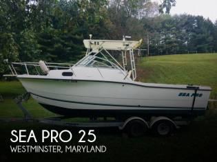 Sea Pro 235WA