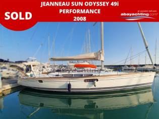 Jeanneau Sun Odyssey 49 i - 49i