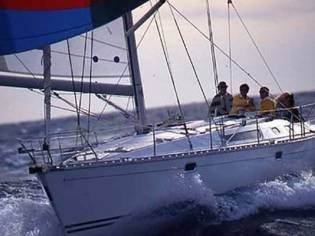 Jeanneau Sun Odyssey 45.1
