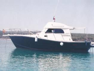 Custom Nautica Po Calafuria 30