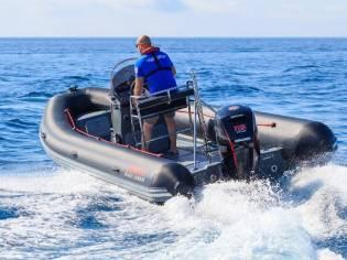 Valiant RIBs Sport 630 Black Carbon Edition