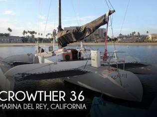 Crowther Buccaneer 36