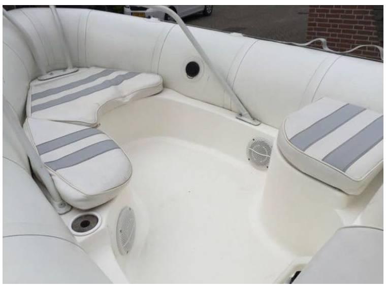 Yachtline Deluxe  380 DL