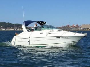 Yarding Yacht 27