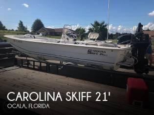 Carolina Skiff 21DLX