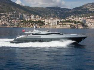Codecasa 41m Motor Yacht