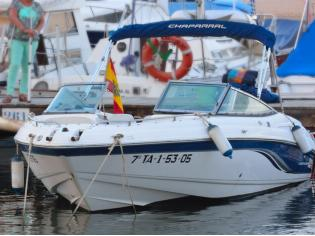 Chaparral Boats 204 SSi