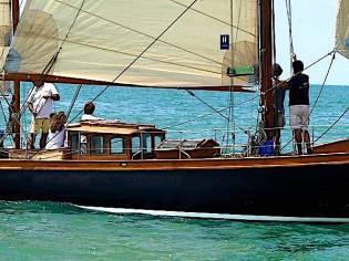 velero clasico epoca Stromer III