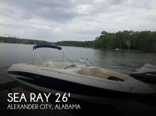 Sea Ray 260 Bow Rider Select