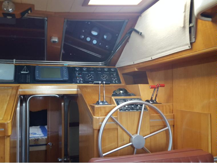 Ferretti 422 altura en port ol mpic yates de vela de - Cocinas olimpic ...
