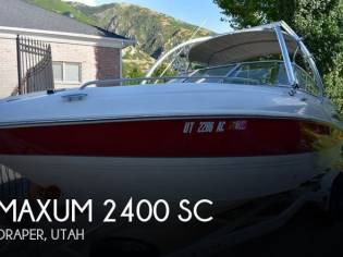 Maxum 2400 SC