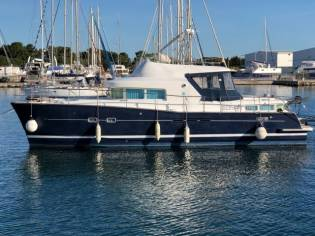 CNB BORDEAUX CATAMARAN LAGOON POWER 43
