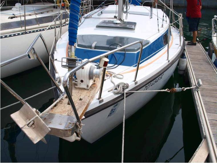 Tornado 31 en barcelona veleros de ocasi n 67505 cosas for Barca tornado 50