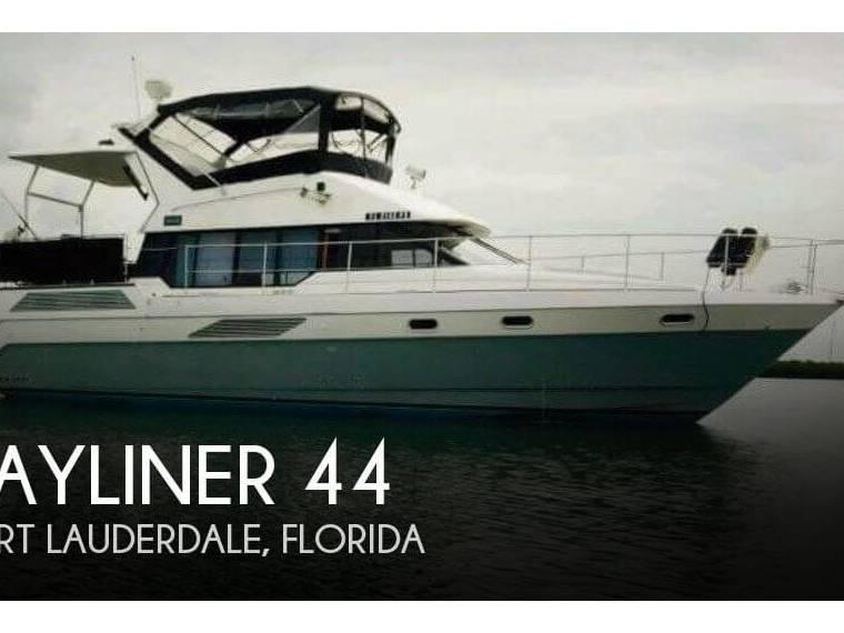 4387 Aft Cabin Motoryacht