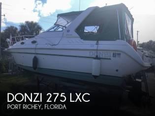 Donzi 275 LXC