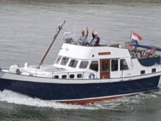 Van Duijvendijk Spiegelkotter 12.00 Flybridge